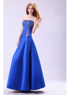 Stylish Royal Blue 15 Vestidos de Quinceanera