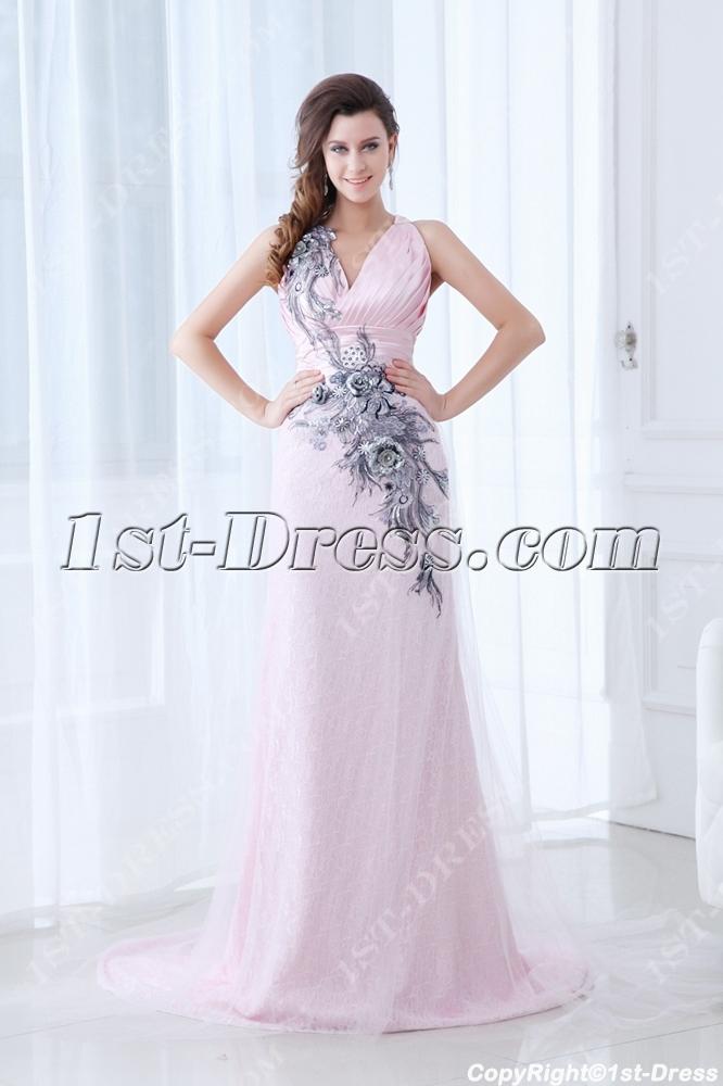 images/201311/big/Chic-Pink-Straps-Sheath-V-neckline-Evening-Dress-with-Train-3594-b-1-1384863330.jpg