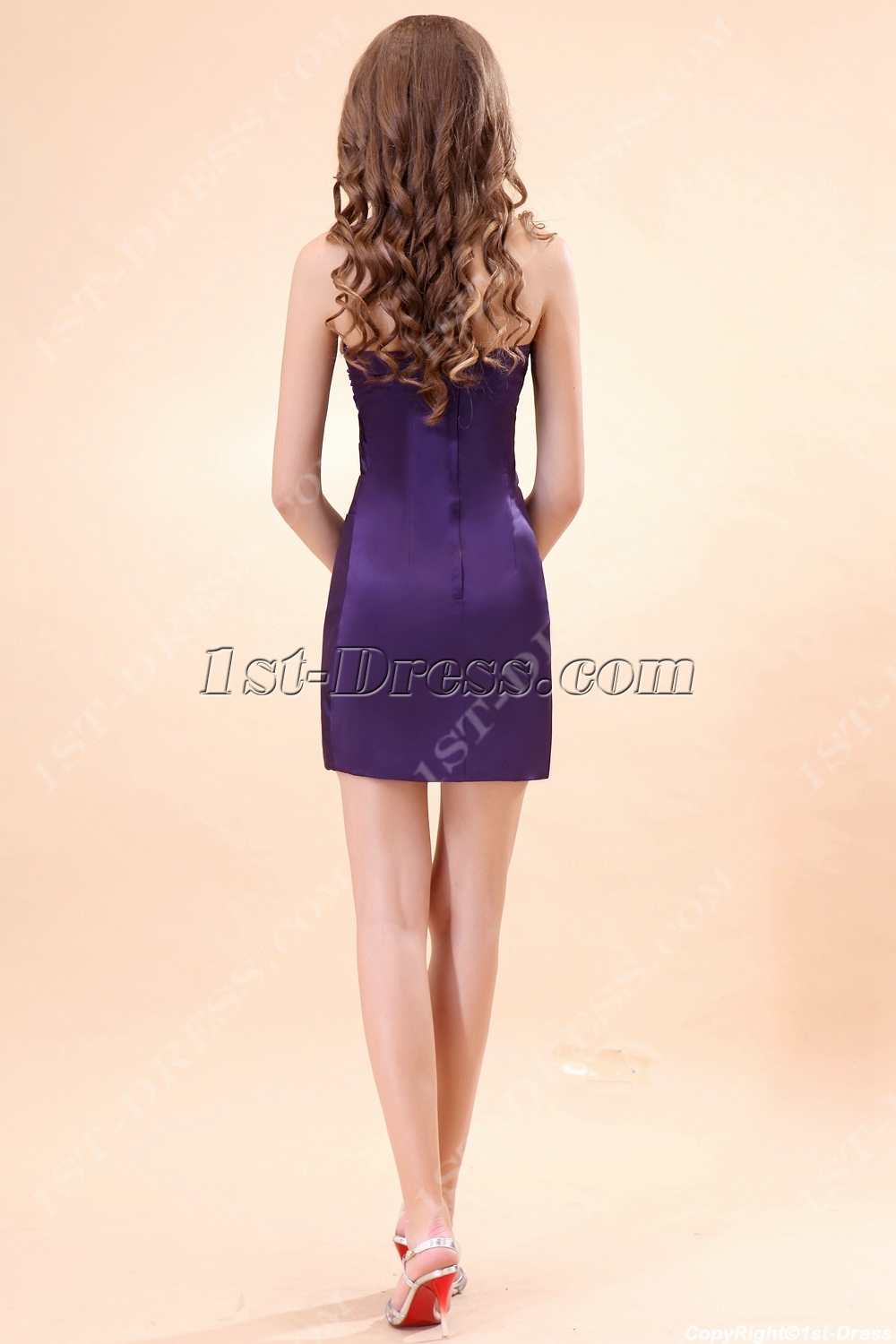 976dceb527 Cute Purple Cocktail Dresses - Gomes Weine AG
