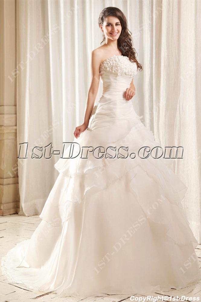 Dramatic Wedding Dresses 102