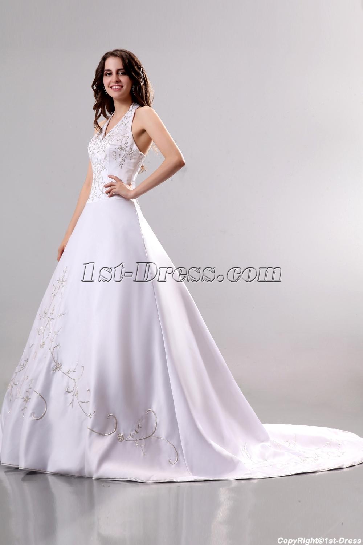 images/201311/big/Exquisite-Embroidery-Halter-Princess-Wedding-Dress-3508-b-1-1384273811.jpg