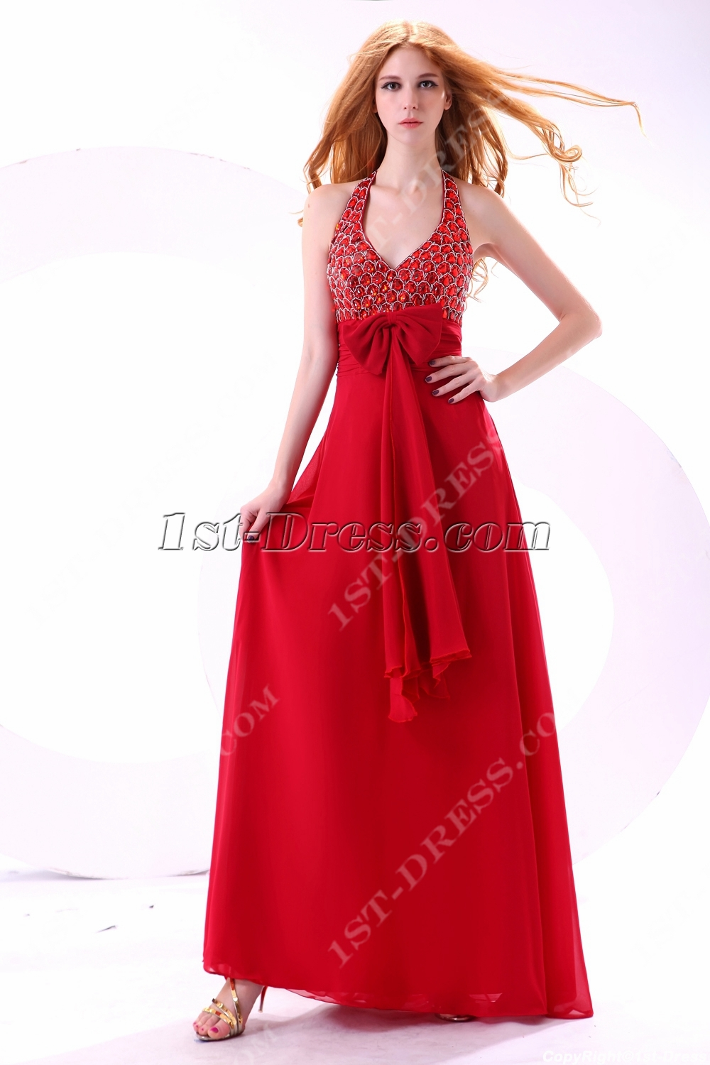 images/201311/big/Luxury-Halter-Maternity-Cocktail-Gown-with-Jewels-3453-b-1-1383993980.jpg
