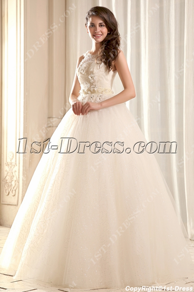 images/201311/big/Modest-Illusion-Neckline-Quinceanera-Gown-with-V-Back-3316-b-1-1383299392.jpg