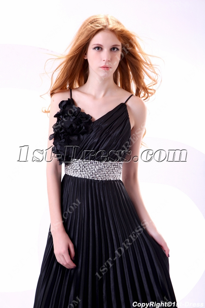 images/201311/big/Pretty-Black-Spaghetti-Straps-Cocktail-Dress-for-Large-Size-3452-b-1-1383993538.jpg