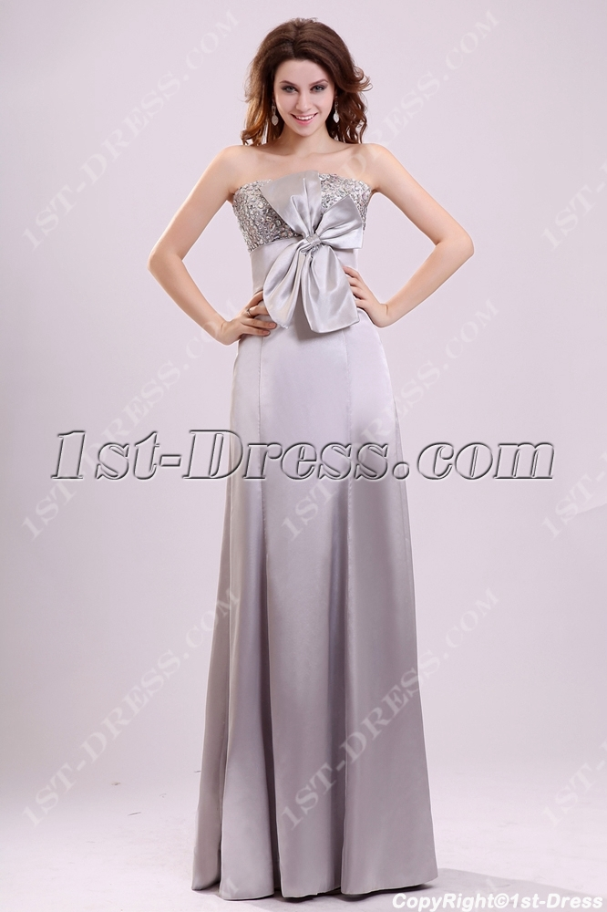 images/201311/big/Silver-Fancy-Long-Formal-Party-Dress-with-Bow-3358-b-1-1383564175.jpg