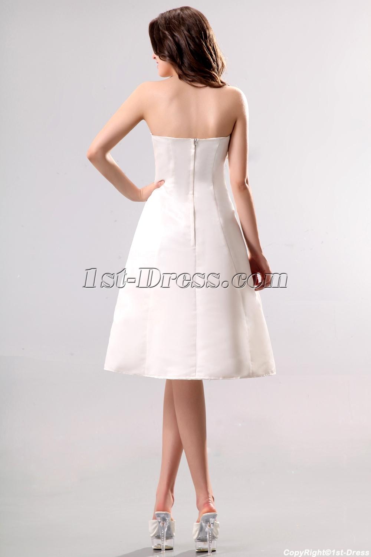 Strapless Simple Short Summer Wedding Dress 1st Dress Com,Nice Dress For Wedding Party