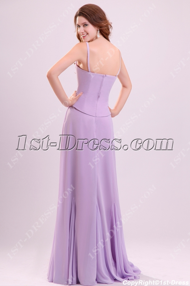 Summer Chiffon Bridesmaid Dresses