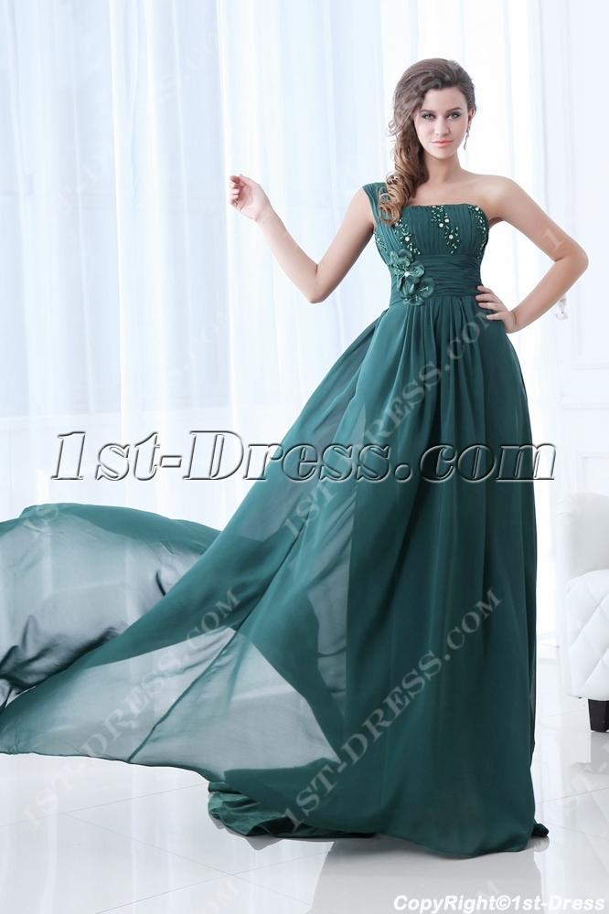 images/201311/big/Superior-Dark-Green-One-Shoulder-Evening-Dress-with-Train-3582-b-1-1384775211.jpg