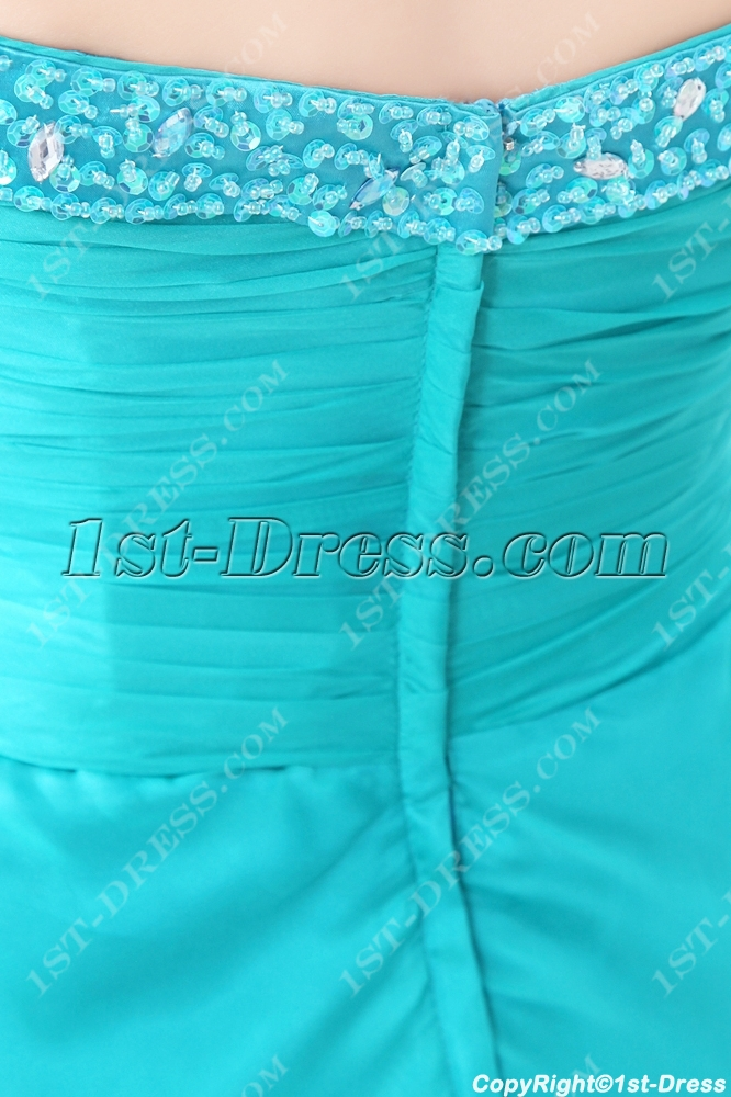 7bb6b38d7 prev; next. Specifications. Product Name: Sweet Teal Blue Short Junior Prom  Dress. ltem Code: xl003590. Category: Prom Dresses>Junior Prom Dresses