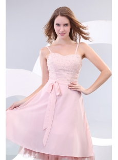 ... Graduation Dresses >Champagne Short Graduation Dresses for 12 Year