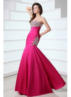 Charming Mermaid Evening Dress for 2013 Spring