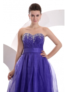 Cheap Royal Plus Size Quinceanera Dress