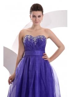 Cheap Royal Plus Size Quinceanera Dress