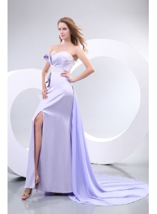 Lavender Sexy Formal Celebrity Evening Dresses Online