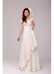 Off Shoulder Wedding Anniversary Dresses
