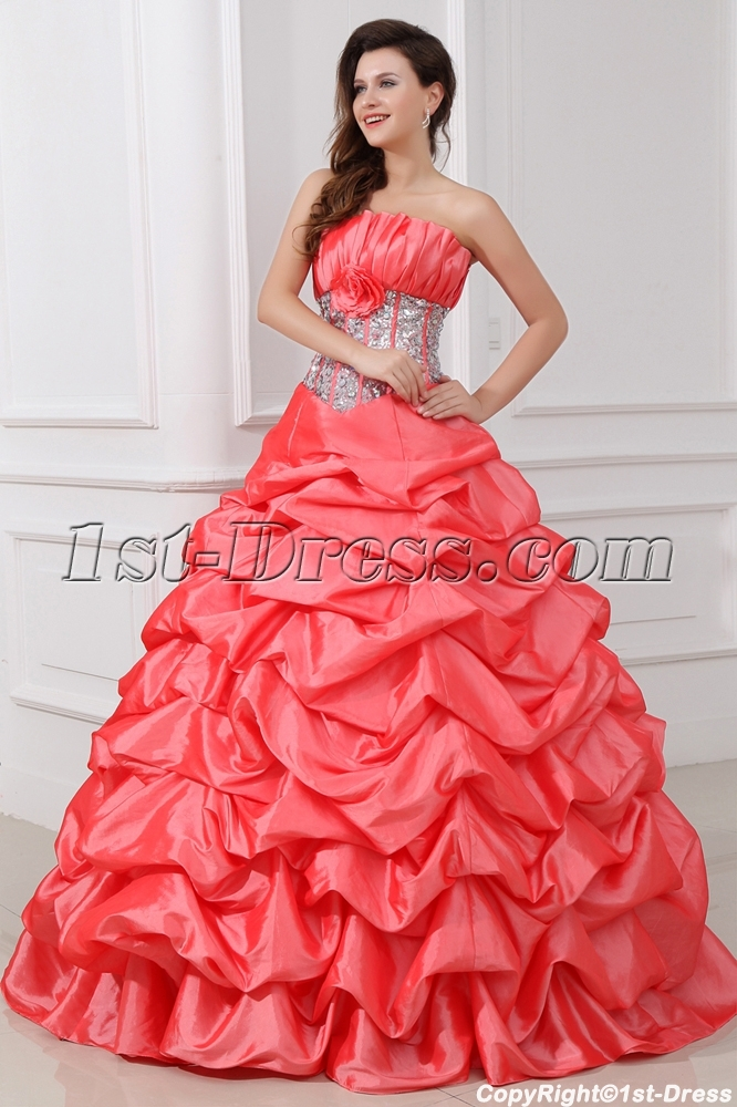 images/201312/big/Charming-Beaded-Strapless-Pick-up-Princess-Quinceanera-Gown-3939-b-1-1388491000.jpg
