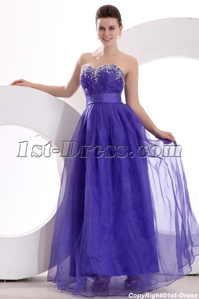 Cheap Royal Plus Size Quinceanera Dress:1st-dress.com