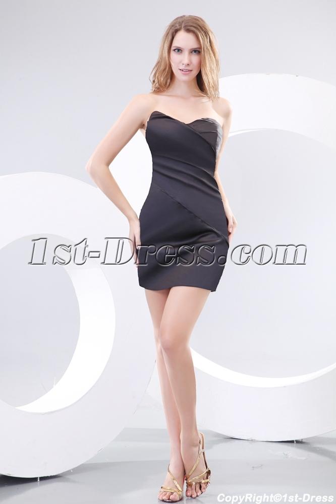 Cute Cheap Little Black Dress For Homecoming1st Dress