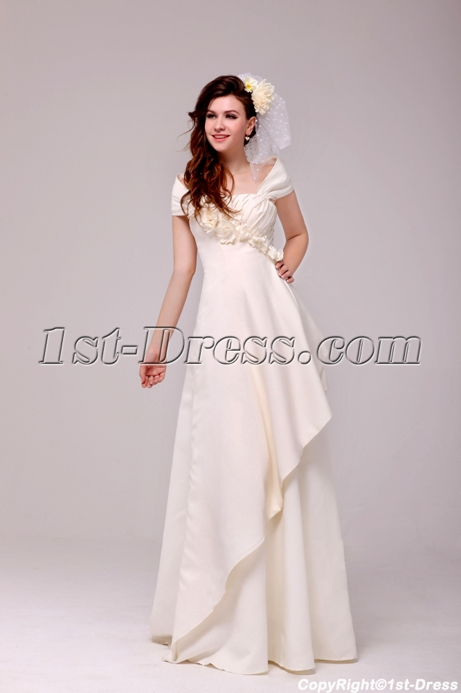 Off Shoulder Wedding Anniversary Dresses Loading Zoom