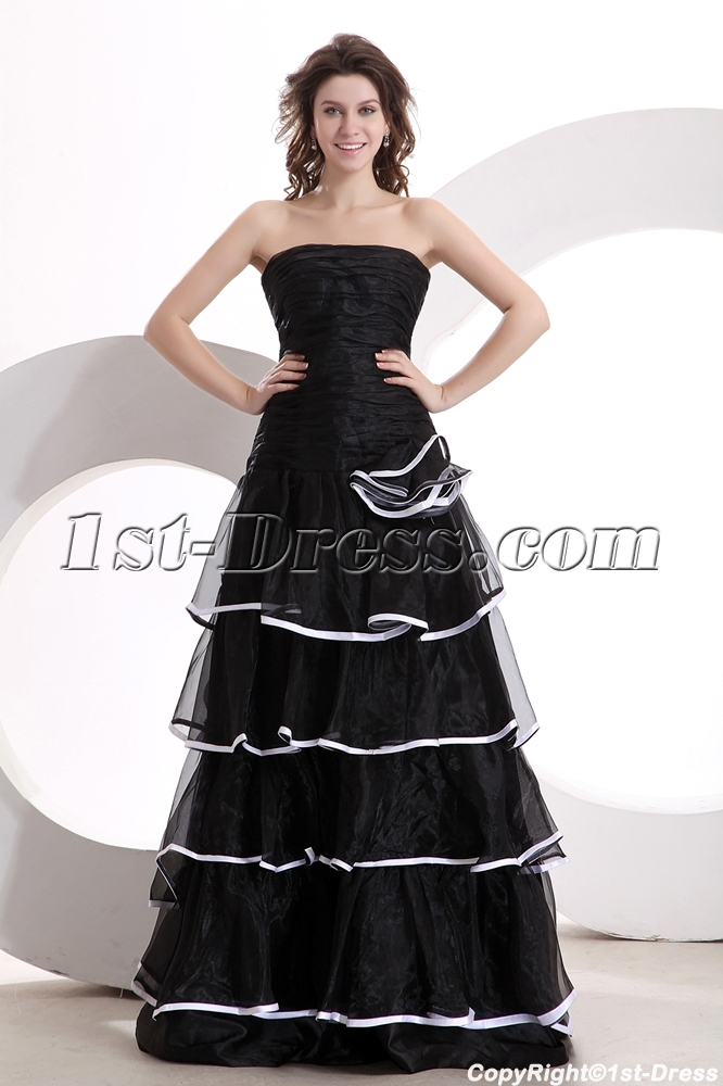 images/201312/big/Pretty-Strapless-Black-and-White-Floor-Length-Quinceanera-Dress-3725-b-1-1386762732.jpg