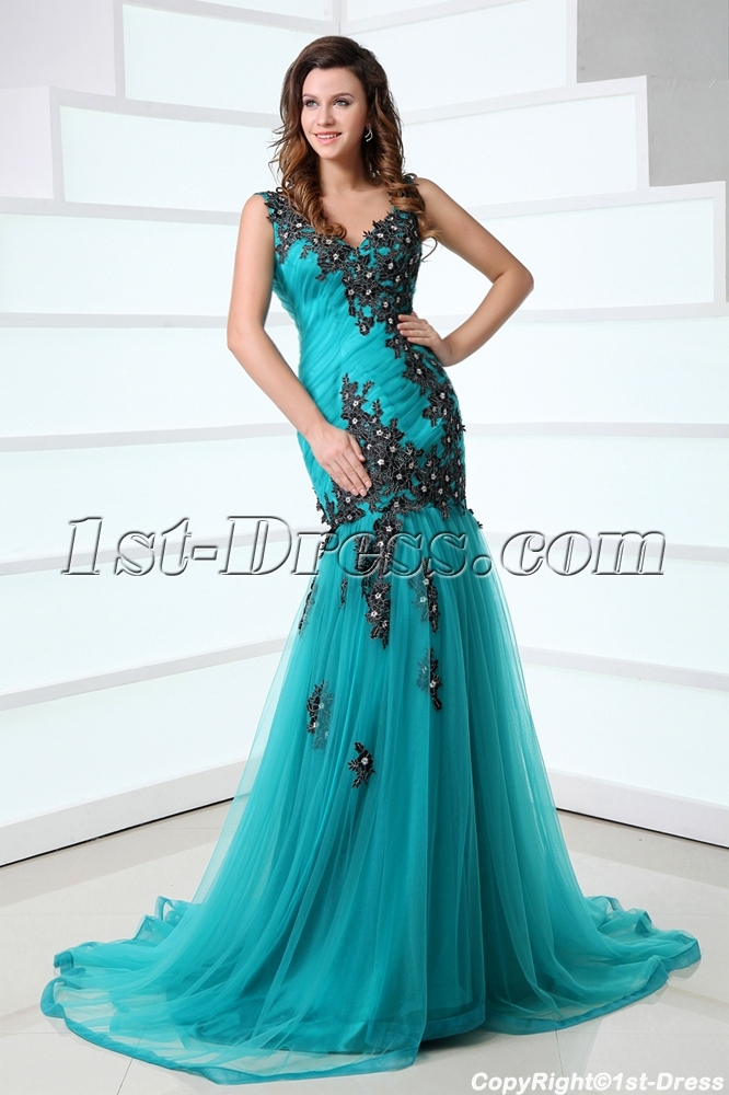 Collection Teal Party Dress Pictures - Reikian