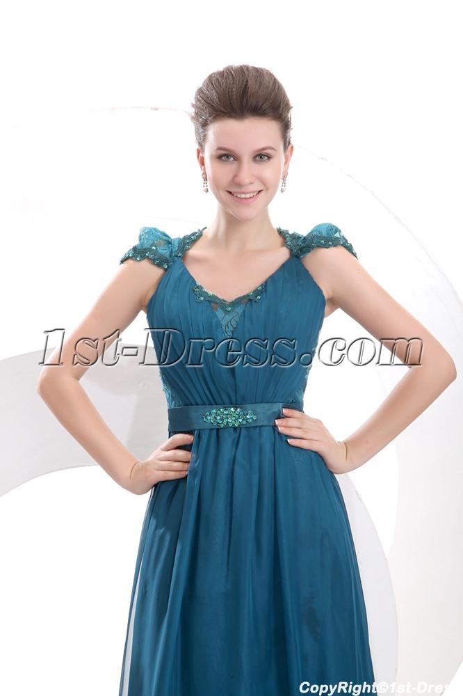 images/201312/big/Superior-Blue-Cap-Sleeves-Long-Mother-of-Groom-Dress-for-Full-Figure-3783-b-1-1387282241.jpg