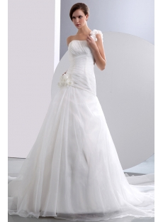 images/201401/small/Affordable-One-Shoulder-A-line-Bridal-Gowns-with-Floral-4072-s-1-1389694628.jpg