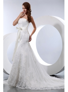 images/201401/small/Cheap-Strapless-Sheath-Bridal-Gowns-Atlanta-with-Bow-4099-s-1-1389779748.jpg