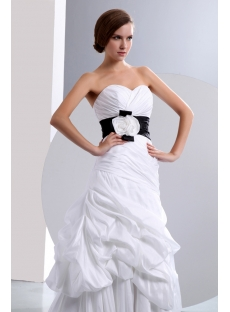 images/201401/small/Chic-Sweetheart-Princess-Taffeta-Bridal-Gown-with-Black-Band-4073-s-1-1389695583.jpg