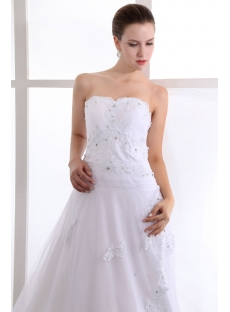 classical white cheap quinceanera dresses with corset1st