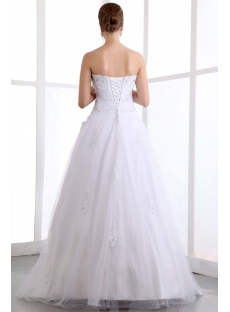 Classical White Cheap Quinceanera Dresses with Corset
