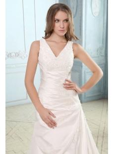 images/201401/small/Elegant-Taffeta-V-neckline-A-line-with-Buttons-Wedding-Dress-4258-s-1-1390404460.jpg