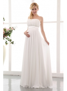 images/201401/small/Ivory-Strapless-Long-Chiffon-Pregnant-Beach-Wedding-Dresses-4242-s-1-1390322160.jpg