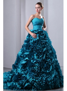 images/201401/small/Luxurious-Teal-Blue-3D-Handmade-Floral-Bridal-Gowns-2014-with-Sweetheart-4294-s-1-1390555144.jpg