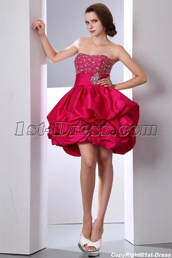 Short Dresses for Damas