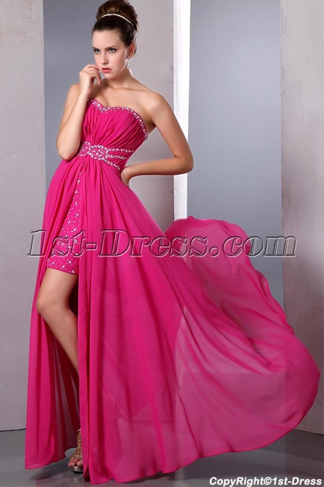 images/201401/big/Fancy-Hot-Pink-High-Low-Hem-Prom-Dresses-under-200-4011-b-1-1389107353.jpg