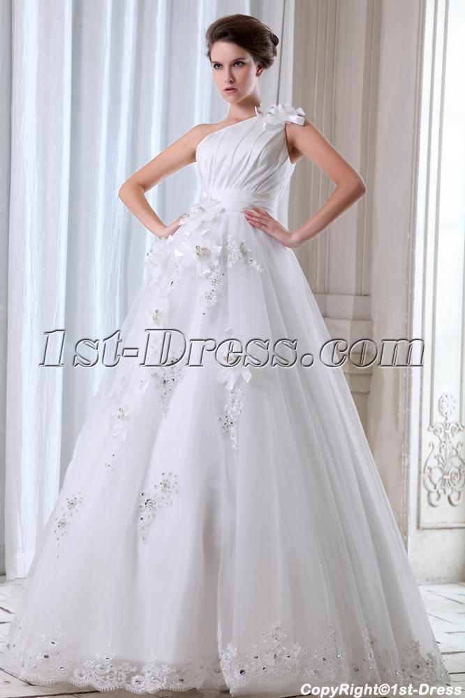 images/201401/big/Flower-One-Shoulder-Garden-Wedding-Gown-2013-4046-b-1-1389436715.jpg
