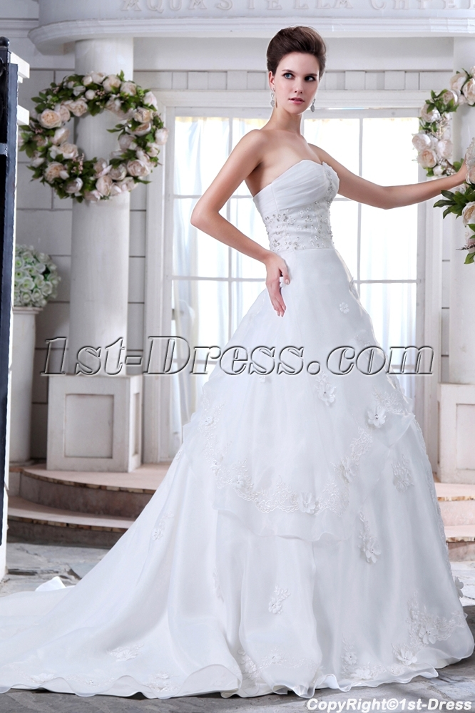 Mature Bride Sweetheart Wedding Dresses Australia 1st