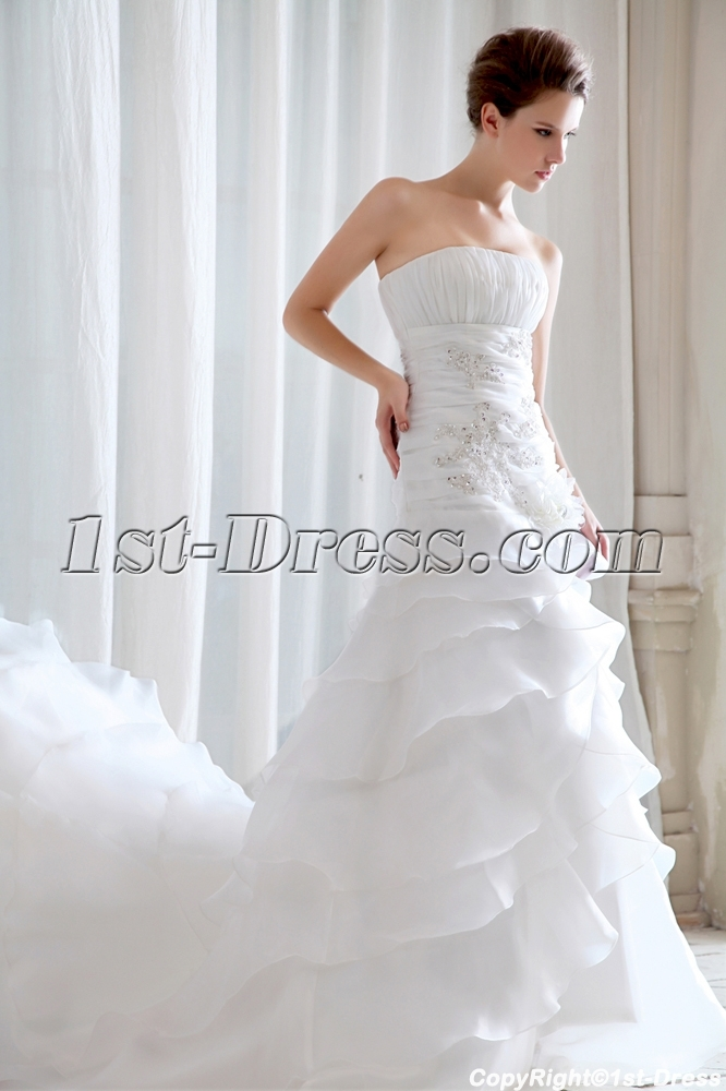 images/201401/big/Strapless-Organza-A-line-Gorgeous-Bridal-Gowns-2014-Spring-4038-b-1-1389350819.jpg