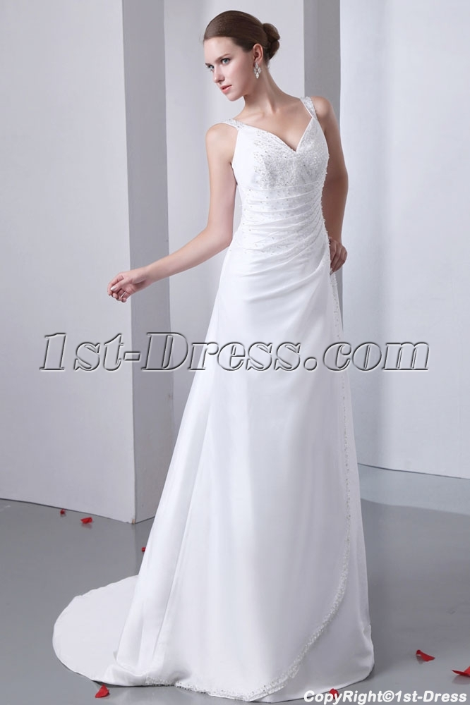 images/201401/big/Straps-A-line-Informal-Bridal-Gown-for-Beach-Wedding-4271-b-1-1390470274.jpg