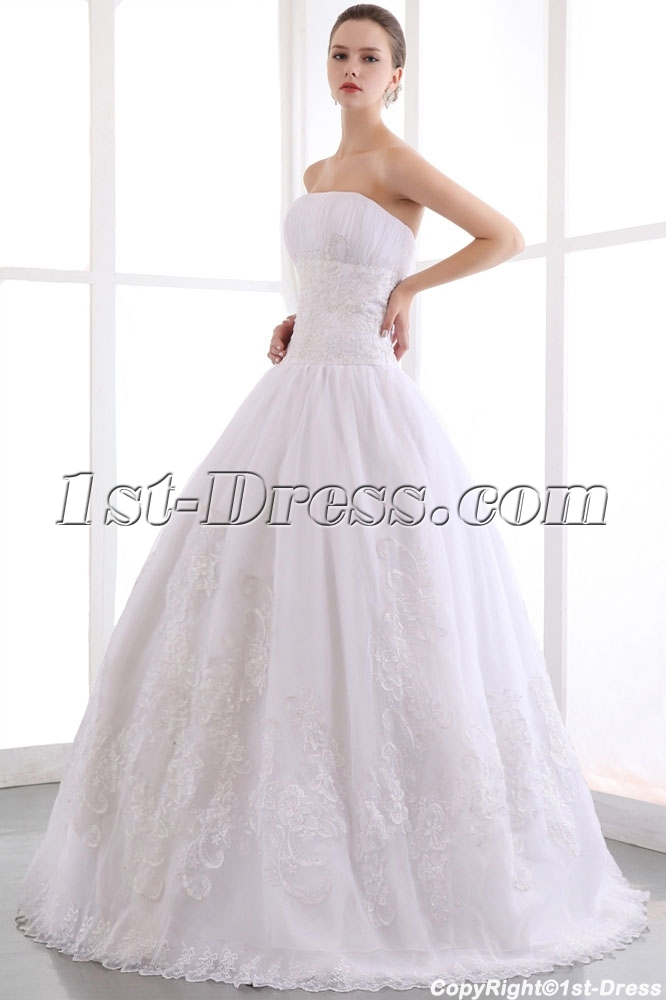 images/201401/big/White-Strapless-Organza-Floor-Length-15-Quinceanera-Ball-Gown-Dress-4289-b-1-1390493682.jpg