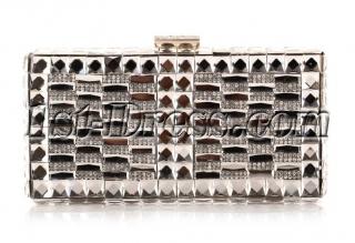 Affordalbe Full Jeweled Clutch