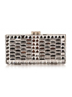 Affordalbe Full Jeweled Clutch
