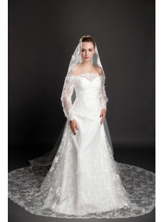 images/201402/small/Attractive-1-Layer-Cathedral-Wedding-Bridal-Veil-with-Lace-Applique-Edge-4335-s-1-1391549651.jpg