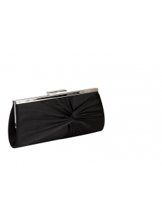 Cheap Black Satin Clutch Bags UK