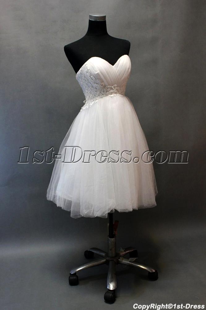 Baby Doll Sweet 16 Dress