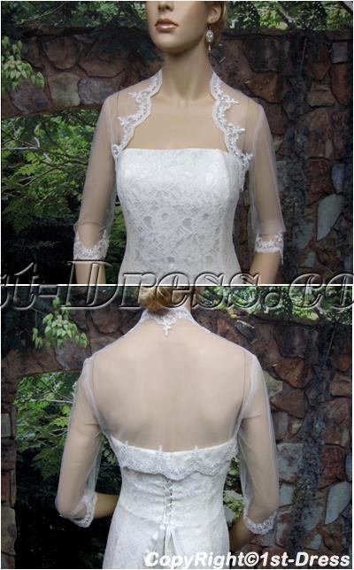 images/201402/big/Simple-3-4-Long-Sleeves-Short-Wedding-Jacket-4355-b-1-1391623730.jpg