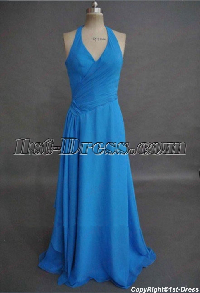 images/201511/big/Simple-Blue-Halter-Chiffon-Plus-Size-Prom-Gown-4535-b-1-1446561855.jpg