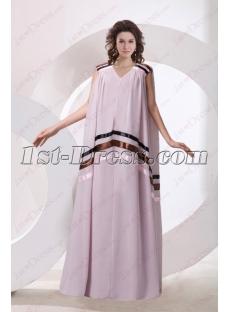 Elegant Full Size Evening Gown 2016