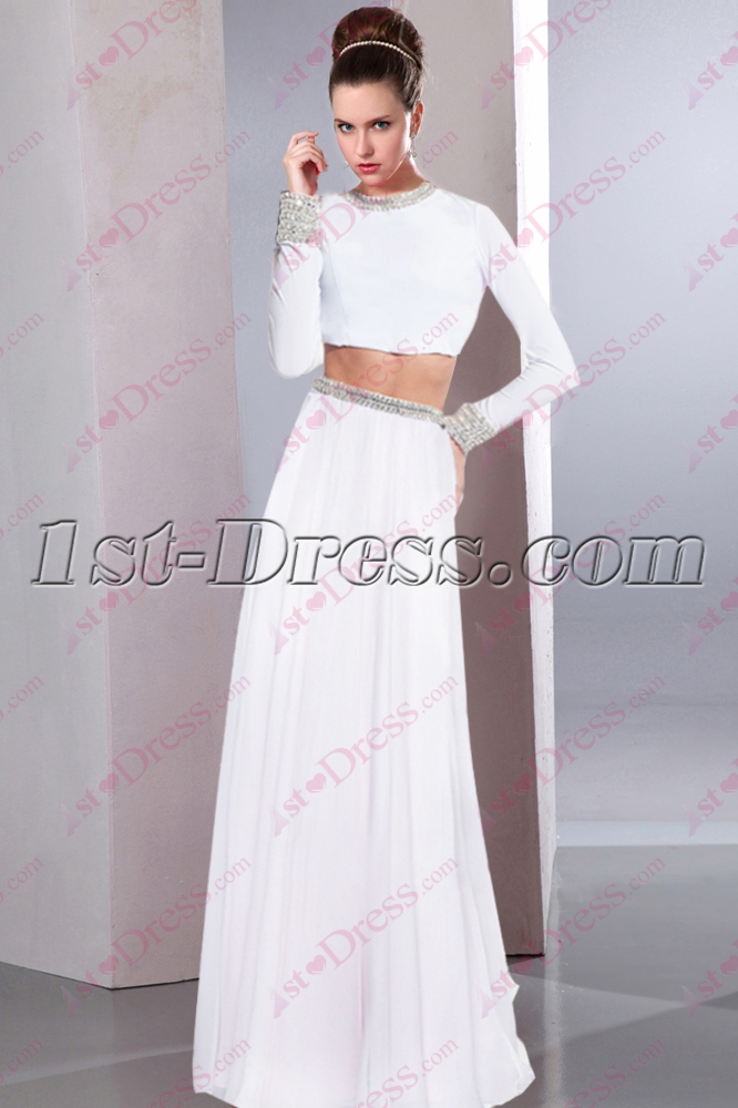 images/201603/big/Charming-White-2-Pieces-Long-Sleeves-Sexy-Evening-Gown-4599-b-1-1457535564.jpg